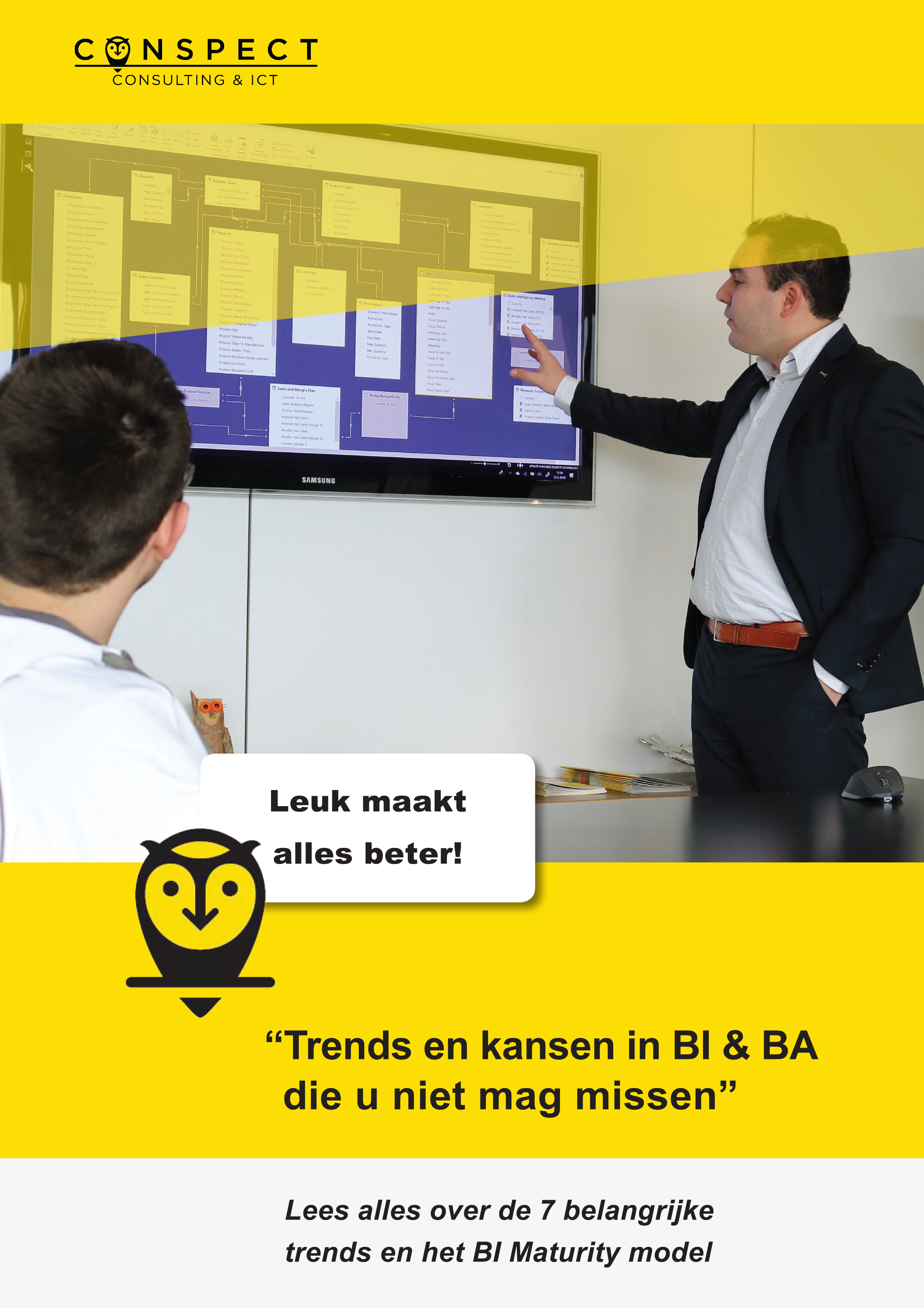 Download de whitepaper met BI trends van 2018